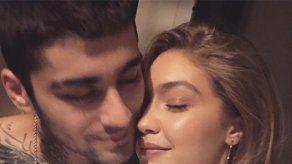Gigi Hadid y Zayn Malik son especialmente felices cuando están juntos