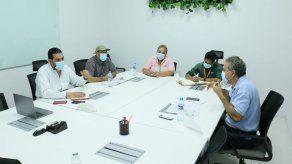 Autoridades de salud y de Don Bosco realizarán plan para apoyar a 51 personas aisladas con COVID-19