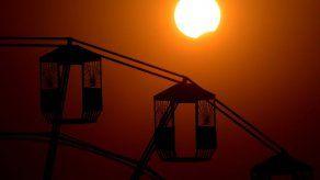 Eclipse solar con anillo de fuego embellecerá el domingo el cielo suramericano