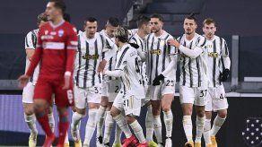 Juventus y Atalanta avanzan a semifinales de Copa Italia