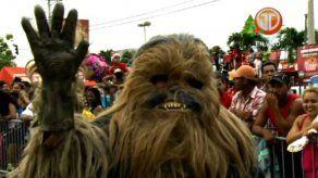 Desfile La Estrella de Belén deleitó a cientos de panameños