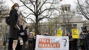 La fiscalía rusa pidió a mediados de abril calificar de extremistas a las organizaciones vinculadas con Navalni