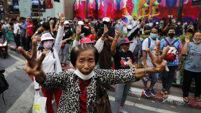 Nuevas protestas en Tailandia antes de debate parlamentario