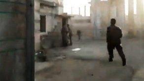 Más de dos docenas de muertos en la ciudad siria de Homs