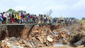 Mozambique pide 3.200 millones de dólares tras los ciclones