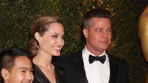 Brad Pitt y Angelina Jolie celebrarán un cumpleaños austero