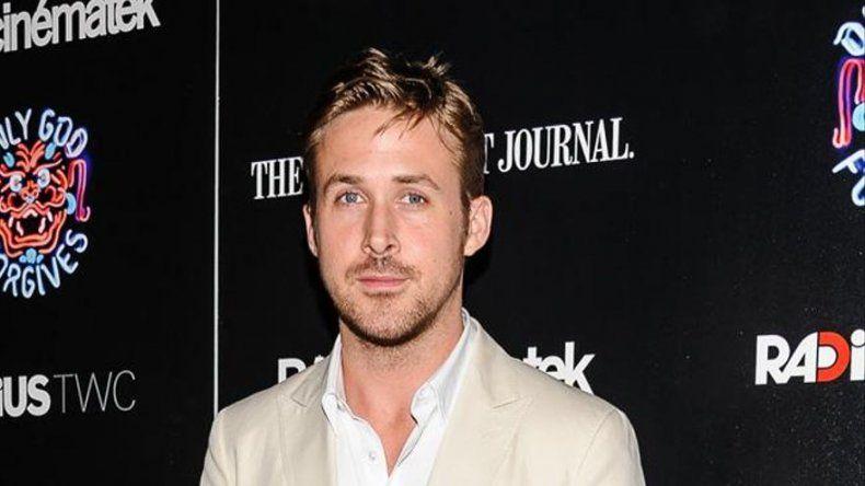 Ryan Gosling hace un ejercicio de nostalgia