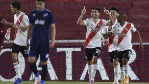 River con ventaja y Nacional por la epopeya en Copa Libertadores