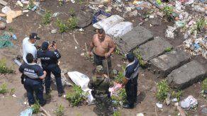 Decomisan 361 paquetes de droga en los manglares de Costa del Este