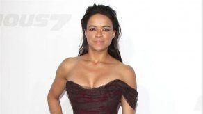 Michelle Rodriguez celosa de que Paul Walker muriera antes que ella