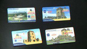 Lanzan tarjetas conmemorativas a los 500 años de Panamá Viejo para Metro y Metro Bus
