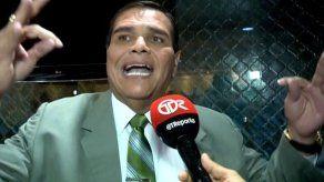Chello Gálvez designado como jefe de bancada del CD mediante una nota de Martinelli