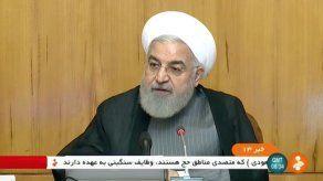 "Ruhani: Irán enriquecerá uranio ""al nivel que queramos"""