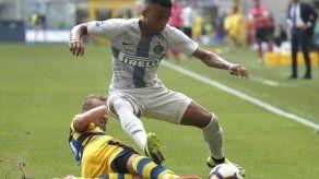 Inter cae ante Parma y Napoli rompe invicto a Fiorentina