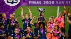 Lyon conquista su quinta Champions femenina consecutiva tras ganar 3-1 al Wolfsburgo