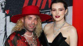 Bella Thorne y su ex Mod Sun podrían verse las caras en los juzgados