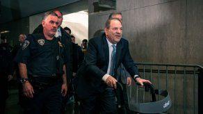Weinstein es acusado en Nueva York de una nueva violación por víctima anónima