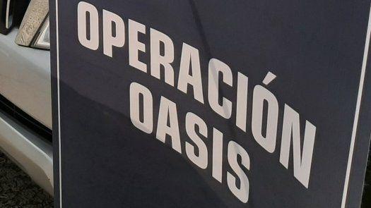 El Tribunal de Apelaciones decidió mantener la medida cautelar de las 27 personas aprehendidas a través de la Operación Oasis.