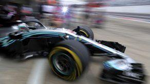 Hamilton domina las primeras prácticas para el GP de Japón