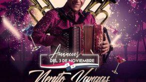 Amanecer del 3 de noviembre con Nenito Vargas y los Plumas Negras