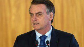 Bolsonaro recibe el alta tras más de dos semanas de hospitalización