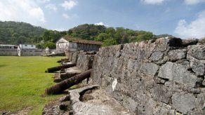 Fijan límites de servidumbre y caminos en el Conjunto Monumental de Portobelo