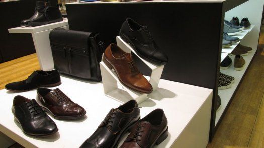 Combinando el calzado en un atuendo formal