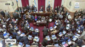 Senado argentino somete a votación legalización del aborto