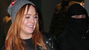 Lindsay Lohan deja atrás sus problemas con el pasado