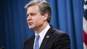 Director del FBI testificará sobre el asalto al Capitolio