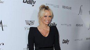 Pamela Anderson: su novio Adil Rami y su madre se conocen
