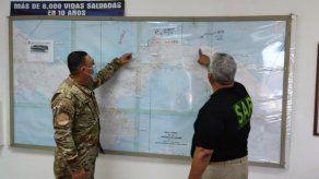 Búsqueda de embarcación y cinco tripulantes en Colón pasa a fase de monitoreo