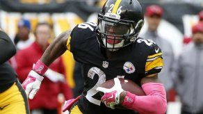 Steelers buscan recuperarse ante Chiefs con regreso de Bell