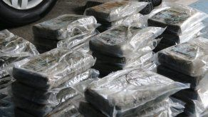 Decomisan 40 paquetes de presunta droga y dinero en Betania