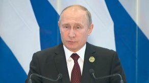 Putin finalmente no asistirá a la cumbre de la APEC en Chile