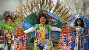Miss Gay El Salvador busca visibilidad y tolerancia para la comunidad LGTBI
