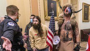 Simpatizante de Trump arrepiente de asaltar el Capitolio