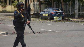 Presidente indonesio condena el atentado contra una iglesia cristiana