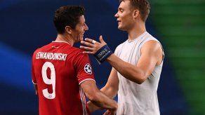 Duelo Lewandowski-Neuer por un premio UEFA con aroma a Balón de Oro