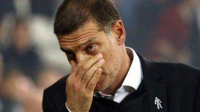 West Ham cesa a Slaven Bilic tras caer a zona de descenso