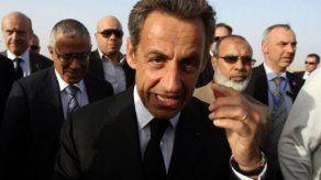 Imputado ex presidente Sarkozy