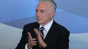 Michel Temer no concederá el indulto navideño a condenados en Brasil