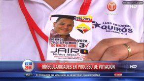 Denuncian tarjetas de Jairo Valdés como supuesto proselitismo político