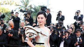 La actriz Fan Bingbing reaparece en las redes sociales para disculparse por un fraude fiscal
