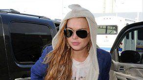 Lindsay Lohan pierde sus fotos desnuda