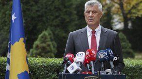 Kosovo: Presidente renuncia por cargos de crímenes de guerra