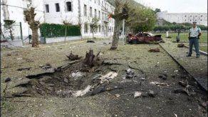 Explosiones  destruyen dos estaciones del País Vasco