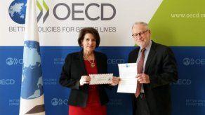 OCDE complacido con avances de Panamá en compromiso con la transparencia fiscal