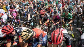 Vuelta: Froome conserva ventaja sobre Chaves tras 7ma etapa