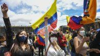 Las denuncias ante la Defensoría del Pueblo de Colombia apuntan a que los delitos fueron cometidos supuestamente por la Policía y el Escuadrón Móvil Antidisturbios (Esmad).